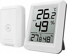 Termometro wireless interno ed esterno e igrometro