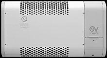 termoventilatore miniaturizzato microrapid t600 vo