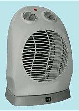 termoventilatore verticale oscillante 1000/2000w