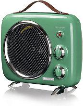 Termoventilatore Vintage Verde 808