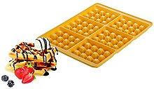 Tescoma 629342 Delicia Stampo per 6 Waffle,