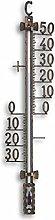 TFA 12.5001.51 - termometro Esterno, Metallico,