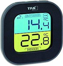 TFA Dostmann Fun - Termometro Digitale con sensore
