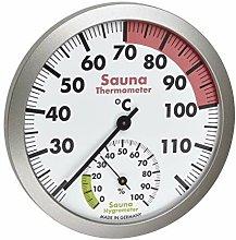 TFA Dostmann - Termoigrometro analogico per sauna