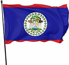 The Flag of Belize 3x5 Foot Flag Bandiere da