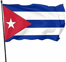 The Flag of Cuba 3x5 Foot Flags Bandiera da