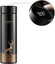 Thermos intelligente con cervo nero 450ML