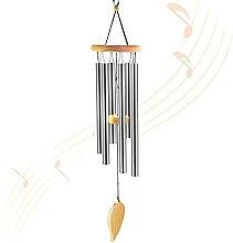 THETAG Wind Bell - Scacciapensieri in legno per