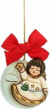 THUN ® - Addobbo per Albero di Natale Angelo su