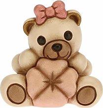 THUN - Bomboniera Teddy con Quadrifoglio