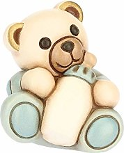 THUN - Teddy con Biberon per Bimbo - Bomboniera e