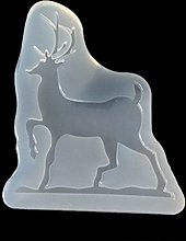 Tian-K Elk Antlers - Stampo in silicone resina