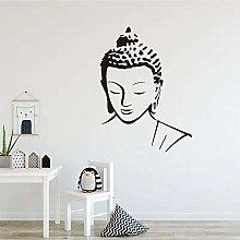 Tianpengyuanshuai Adesivi murali Buddha Religiosi