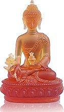 Tibetano Statua Del Buddha Di Medicina,Traslucido
