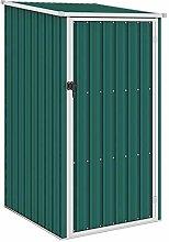 Tidyard Capanno da Giardino Verde 87x98x159 cm in