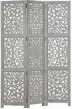 Tidyard Divisorio Design a 3 Pannelli Intaglio in