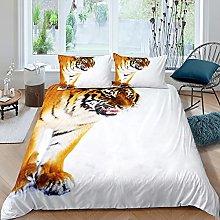 Tigre Set di biancheria da letto con animali