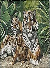 Tigri Art Bandiera del Giardino Banner Decorazione