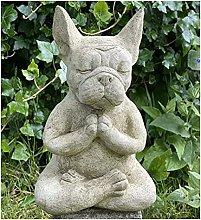 Tik LP Meditating Seduta Bull Bull Dog Francese