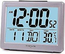 Timemark 012688 Orologio Calendario Lcd