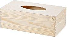 Tissuebox - Scatola porta fazzoletti rettangolare