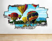 TJJS Adesivi Murali Adesivo murale con conchiglie