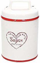 Tognana Love Jar Barattolo Zucchero, Ceramica,