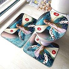 Tokyo Ghoul - Set di 3 tappetini da bagno