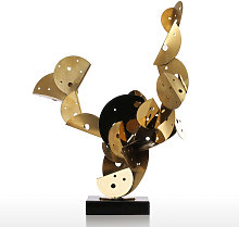 Tooarts - Cactus, ornamenti in metallo, sculture