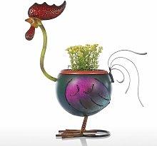 Tooarts, fiore di gallo, scultura creativa,
