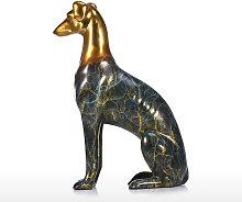 Tooarts - Labrador, scultura in bronzo, cane