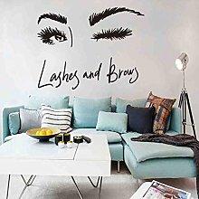 Tophappy Wall Stickers Soggiorno Bellezza con