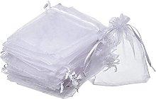 Topstylehouse, sacchetti regalo in organza, 100