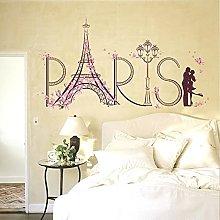 Torre di Parigi Rimovibile Soggiorno Camera da
