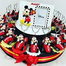 Torta bomboniera Disney Topolino Portachiavi o