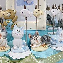 Torta bomboniera per Nascita Battesimo Compleanno
