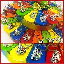 Torta bomboniera portaconfetti colorata multicolor