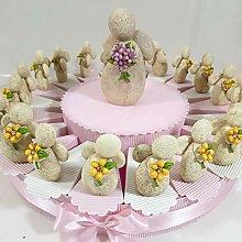 Torta bomboniere per Eventi Battesimo, Compleanno,
