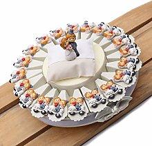 Torta Bomboniere Sposi su Vespa per Matrimonio