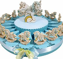 Torta Porta bomboniere per Battesimo Nascita 1°