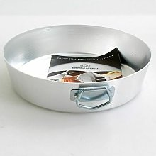 Tortiera conica in alluminio Cm 22