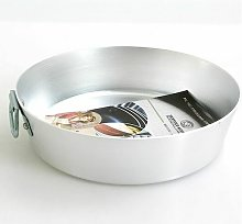 Tortiera conica in alluminio Cm 28