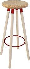 Tosel 5Karina, Sgabello Bar legno, sughero e