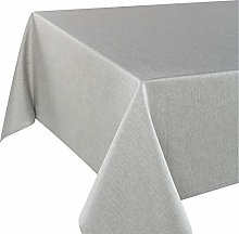 Tovaglia da tavola VIENNA grigio, resinata