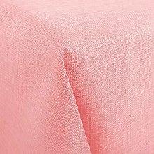 Tovaglia da tavola VIENNA rosa, resinata