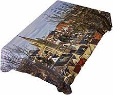 Tovaglia per tavoli rettangolari 152,4 x 228,6 cm