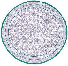 Tovaglia rotonda Sacher diametro 150, verde