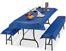 Tovaglie per Tavoli e Panche da Birreria, in Set