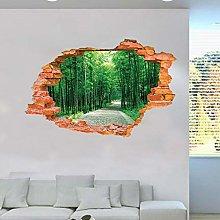 Trail-line trail murale creativo pittura