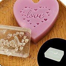 Trasparente Sapone Timbro San Valentino Acrilico